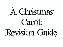A-Christmas-Carol-Revision-and-Knowledge-organise.pdf