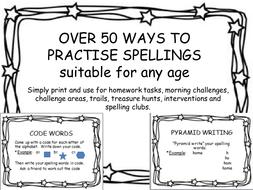 OVER-50-WAYS-TO-PRACTICE-SPELLINGS.pptx