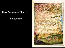 nurses song blake