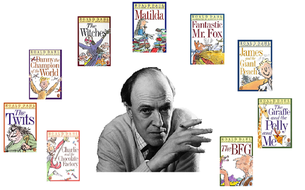 Roald Dahl - complete half term's class guided reading pack