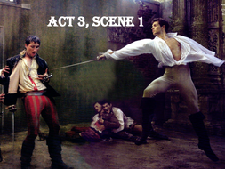 Romeo and Juliet- Act 3