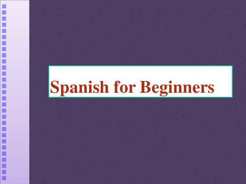 The Spanish ABC, Nouns, Articles, Present Tense and Adverbs of Frequency in Spanish!
