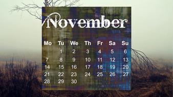 november-simple-text-presentation.pptx