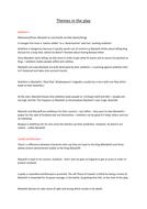 Macbeth revision guide for new exam