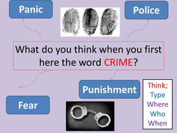 Geography and Crime