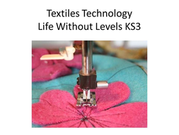 Life without levels Textiles Technology
