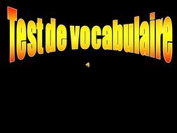 test-de-vocabulaire-food-amounts.ppt