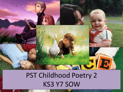 PST-Childhood-Poetry-KS3-Y7-SOW-3.pptx