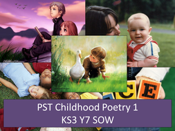 PST-Childhood-Poetry-KS3-Y7-SOW-1.pptx