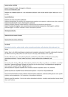 AQA Trilogy 9-1 - Atmospheric Pollutants