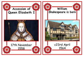 William-Shakespeare-Timeline-Cards.ppt