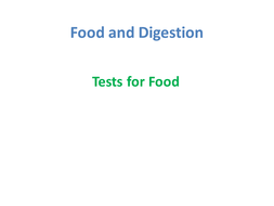 Food-Tests.pptx