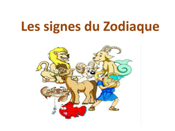 Zodiac signs and personality