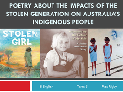 Protest Poetry - analysing poems about The Stolen Generations by ...