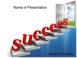 Success Ppt Template By Templatesvisioncom Teaching Resources