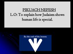 PIKUACH-NEFESH.ppt