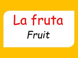 La-fruta.pptx