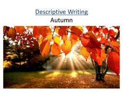 Descriptive-writing-Autumn.pptx