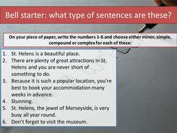 Eduqas Component 2 Writing Skills- writing an article