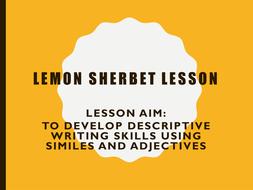 LEMON-SHERBET-LESSON.ppt