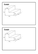 Compound Volume (Rectangular) by ciaranfinn - Teaching ...
