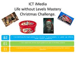 ICT iMedia Christmas Challange