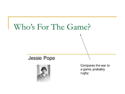 Who-s-For-The-Game.ppt