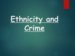 ethnicity-and-crime.ppt
