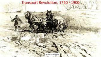 Transport Revolution in Britain 1750 - 1900