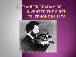 History of the telephone