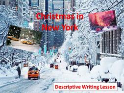 New york city descriptive essay