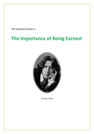 The importance of Being Earnest By Oscar Wilde revision Guide