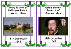 Mary-Queen-of-Scots-Timeline.ppt