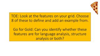 AQA GCSE English Language: Paper 1 Questions 1-3