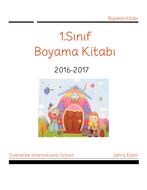 Yazmaya Ilk Baslayanlar Icin Boyama Kitabi By Fatihelibol Teaching