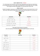 Santas-Algebraic-Elves---Answers.docx