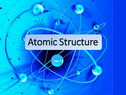 New AQA GCSE Chemistry Atomic Structure Revision Lesson