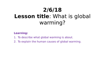 LESSON-What-is-global-warming.pptx