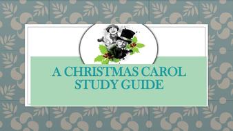 Dickens---A-Christmas-Carol-Study-Guide.pptx