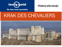 Lonely World Time Traveller's Guide to Krak des Chevaliers