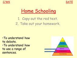 Home-Schooling.ppt