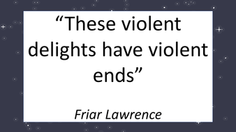 friar lawrence quotes