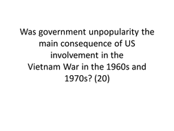 Illustration Essay Example Papers The Impact Of The Vietnam War On America Essay About Learning English Language also Yellow Wallpaper Essay The Impact Of The Vietnam War On America By Sam  Teaching  Modest Proposal Essay Ideas