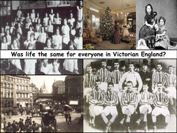 rich life in victorian times