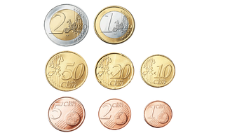 Euros and prices