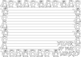 Year-of-the-Monkey-Themed-Lined-paper-and-Pageborders-(BW).pdf