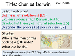 B3 2.6 Charles Darwin