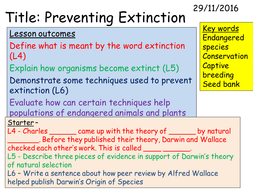 B3 2.7 Preventing extinction