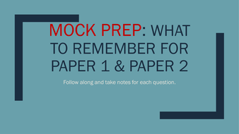 Mock-prep---Language-Paper-1-and-Paper-2--each-question-explained..pptx