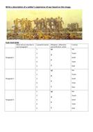Write-a-description-of-a-soldier-worksheet-3.docx